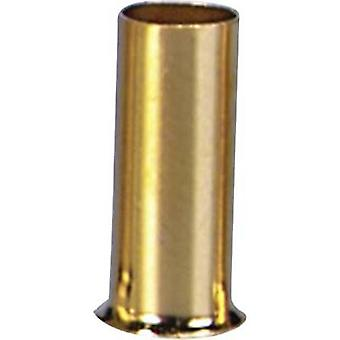Sinuslive Ferrules 1 x 2.5 mm² gold-plated