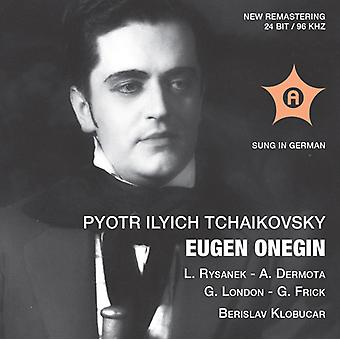 P.I. Tchaikovsky - Tchaikovsky: Eugen Onegin (in German) (Vienna State Opera 1955) [CD] USA import
