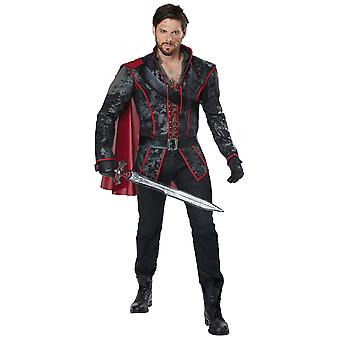 Storybook Huntsman Humbert Snow White Medieval Hunter Renaissance Mens Costume