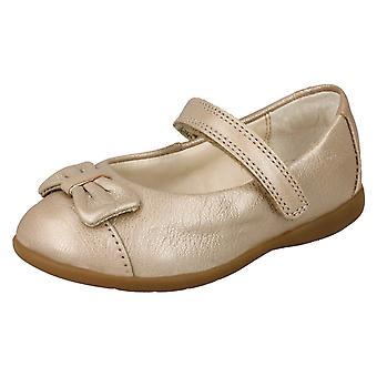 رقص الطفل الفتيات كلاركس أول حذاء المشي هاربر