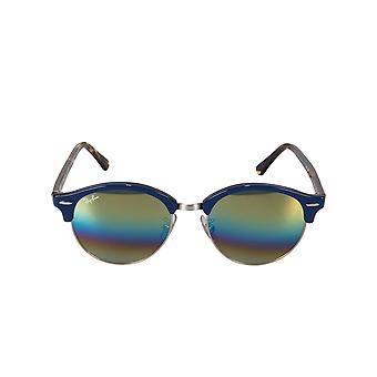 Ray-Ban Clubround mineraali Flash linssin aurinkolasit RB4246-F 1223C 4 53