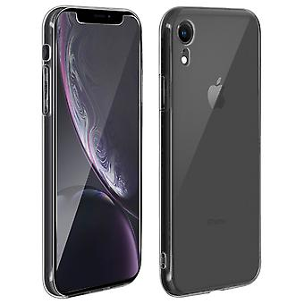 Back case + Screen Protector Tempered Glass Clear Apple iPhone XR - 4smarts