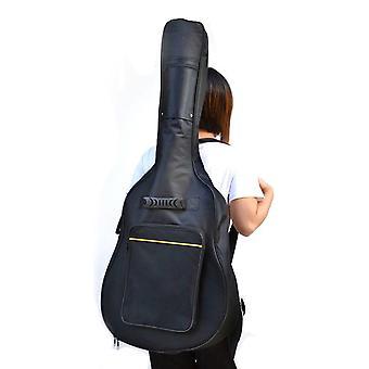 TRIXES schützende Full-Size klassischer & akustische Gitarre wasserdichte gepolsterte Fall Gigbag