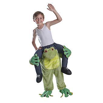 Grisen tilbake frosk kostyme Childs