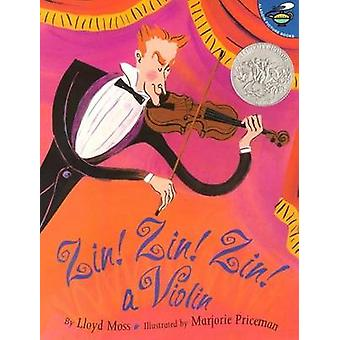 Zin Zin Zin A Violin by MOSS - 9780689835247 Book