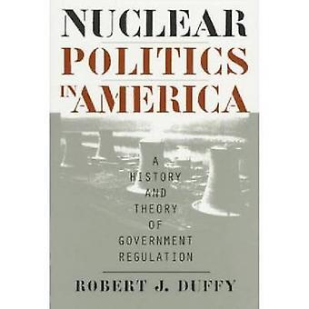 Política nuclear en América - una historia y una teoría de gobierno Regul