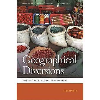 Geografischen Umleitungen - Tibetan Trade - globale Transaktionen von Tina