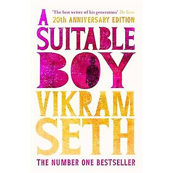 Un muchacho conveniente por Vikram Seth - libro 9781780227894