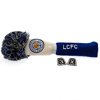 Leicester City FC Official Fairway Pompom Headcover