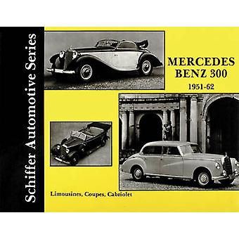 مرسيدس بنز 300 عام 1951-1962 بوالتر زيتشنير-كتاب 9780887402494