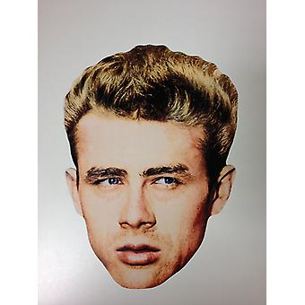 James Dean Card Fancy Dress Mask