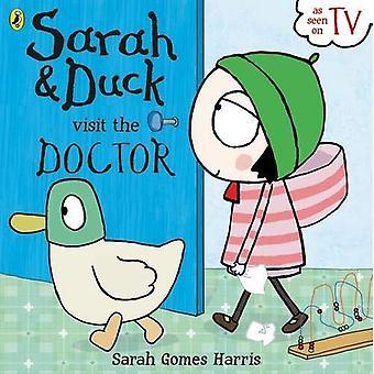 Sarah ja ankka ja terveystarkastukset
