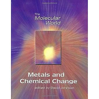Metaller och kemiska förändringar (molekylär World)