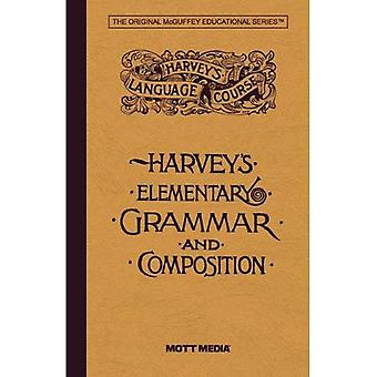 Elementary Grammar and Composition (Harvey's Language Course)