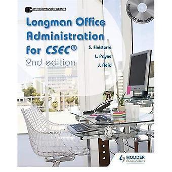 Longman ufficio amministrazione per CSEC 2nd Edition (Longman CSEC)