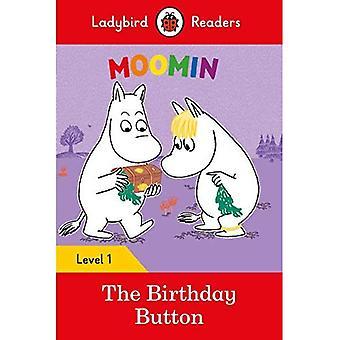 Moomin: Le bouton anniversaire - coccinelle lecteurs niveau 1