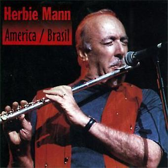 Herbie Mann - America/Brasil [CD] USA import