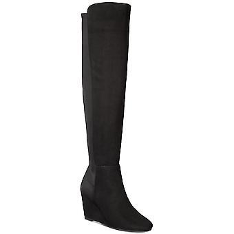 Zigi Soho Womens Heide Almond Toe Knee High Fashion Boots