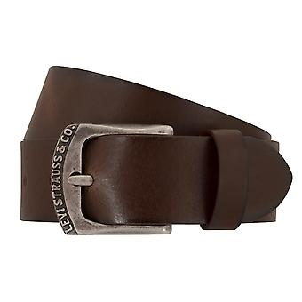 Levi BB´s Cinture cinture in pelle jeans uomo cintura marrone 7832