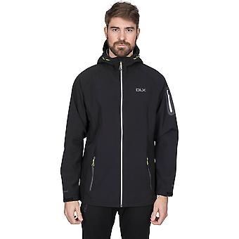 Trespass mens Delgado DLX water afstotend Hooded Jacket