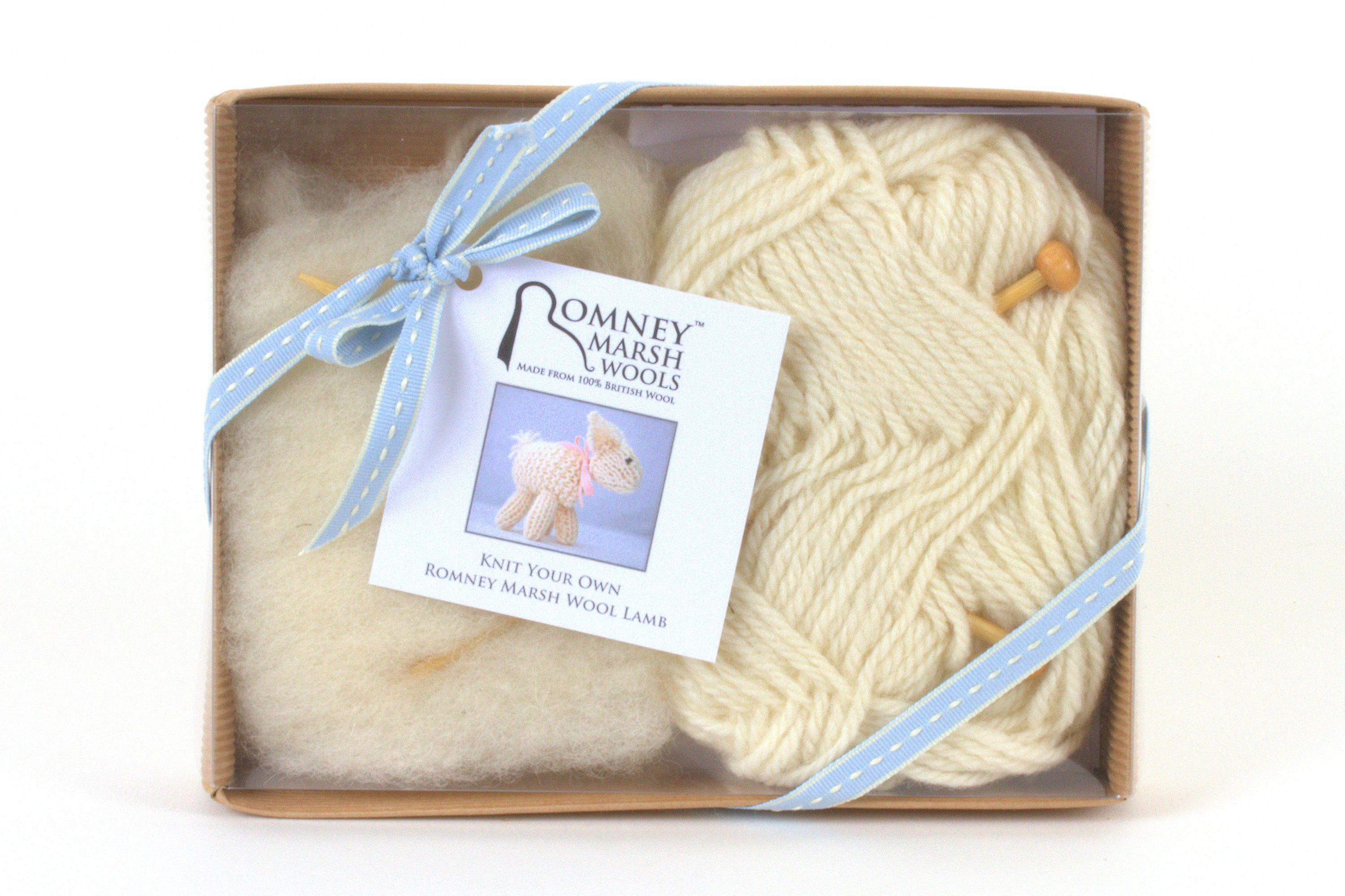 Little Lamb Knit Kit
