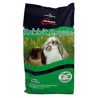 Chudleys Rabbit Royale Rabbit Food (3kg)