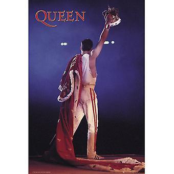 Affiche officielle de la Reine