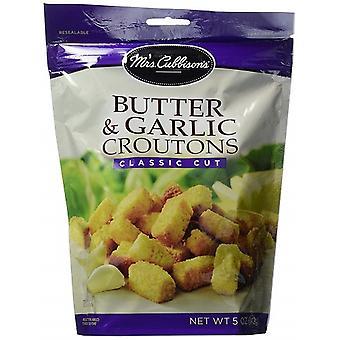 Mrs. Cubbison's Butter & Garlic Croutons Classic Cut