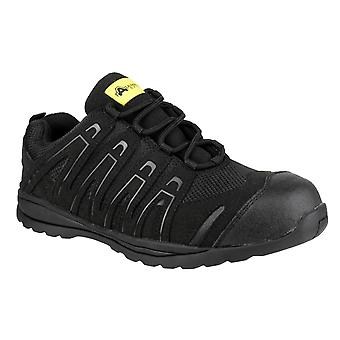 Amblers Unisex FS40C Non-Metal Safety Trainers