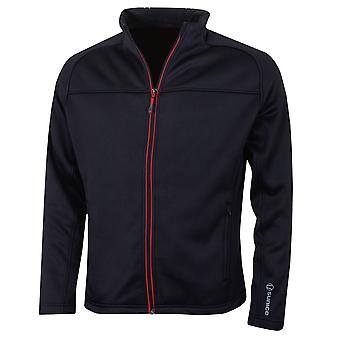 Sunice Mens Golf Sawyer Thermal Fleece FZ Water Repellent Jacket
