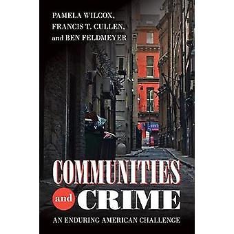 Communities And Crime - 9781592139743 Book