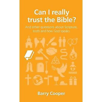 Can I Really Trust the Bible? by Barry Cooper - 9781909559134 Book
