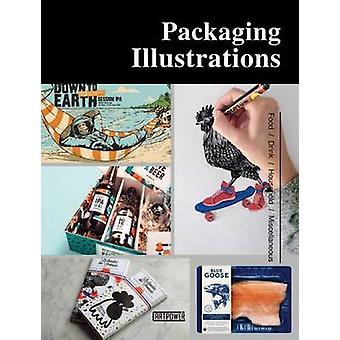 Packaging Illustrations by Xia Jiajia - 9789881468741 Book
