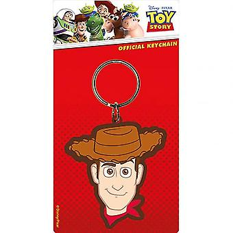 Toy Story 4 chaveiro PVC Woody