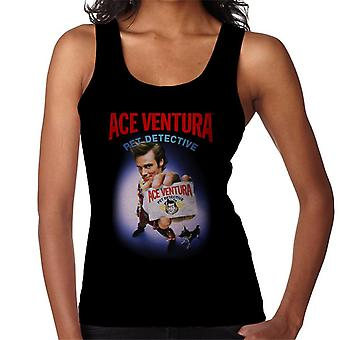 Ace Ventura Pet Detective ID Card Women's Vest
