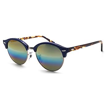 Clubround Ray-Ban lentes Flash Mineral azul gafas de sol RB4246 - 1223C 4-51
