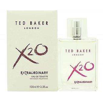 Ted Baker X20 Extraordinary Eau De Toilette For Her