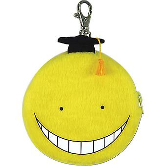 Coin Purse - Assassination Classroom - Koro Sensei Face New ge20555