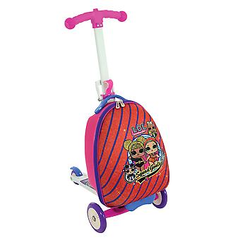LOL Surprise 3-in-1 Scootin' Suitcase MV Sports Ages 3 Years+