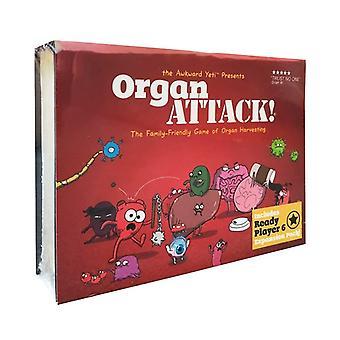 Organ ATTACK! -Family Games