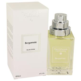 The Different Company Bergamote Eau de Toilette 100ml EDT Spray