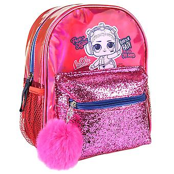 LOL Surprise Backpack, red (26 cm)