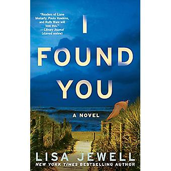 I Found You by Lisa Jewell - 9781501154607 Book
