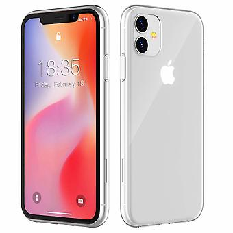 iPhone 11 Silicone Case Transparent - CoolSkin3T
