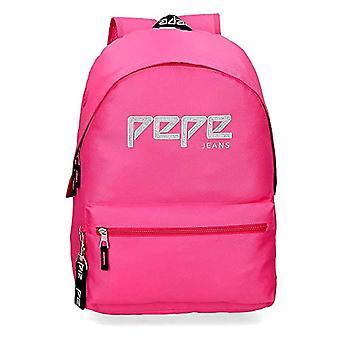 Pepe Jeans Uma Backpack - 42 cm - 22.79 liters - Pink