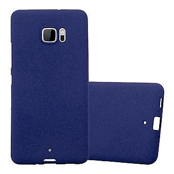 Custodia Cadorabo per HTC U ULTRA Case Cover - Custodia per telefoni cellulari in silicone TPU flessibile - Custodia protettiva in silicone Ultra Slim Soft Back Cover Bumper