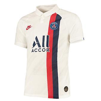 2019-2020 PSGサードナイキフットボールシャツ