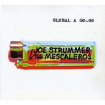 Joe Strummer & the Mescaleros - Global a Go-Go [CD] USA import
