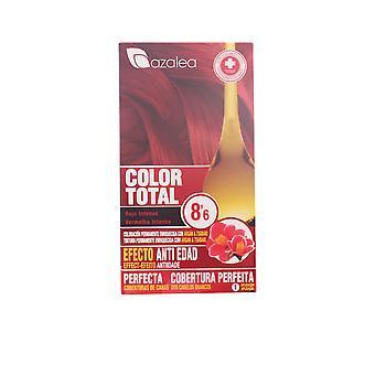 Azalia kolor łącznych #8,6-rojo Intenso dla kobiet