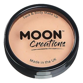 Moon Creations - Pro Face & Body Paint Cake Pots - Peach